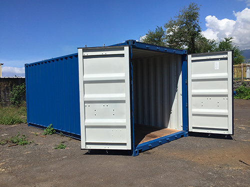 Container maritime 20'