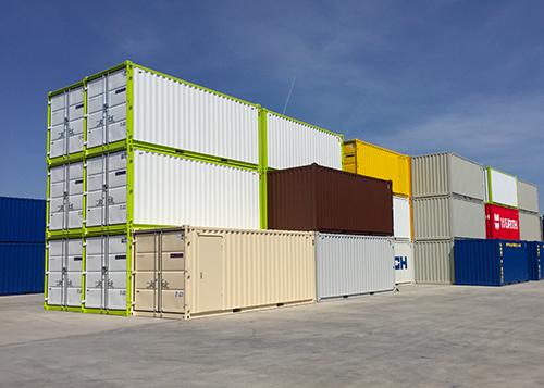 Containers de stockage ou de chantier neuf