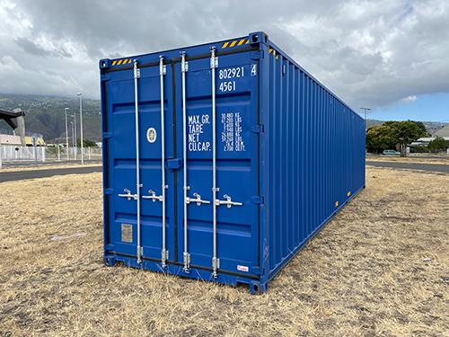 Container maritime de 12m HC