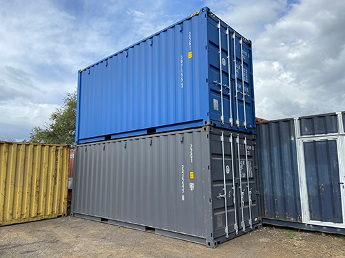 Containers maritimes 6 m