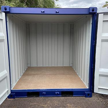 Container de 8 pieds